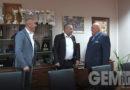 OO JS Lazarevac posetio Jagodinu i Dragana Markovića Palmu