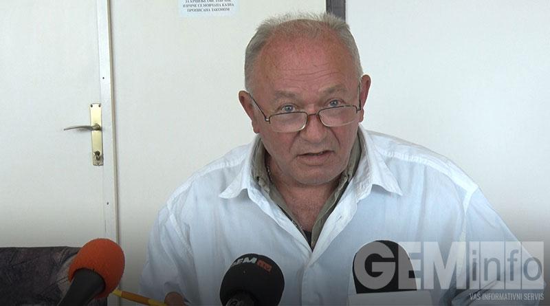 epidemiolog dr Dušan Vujnović