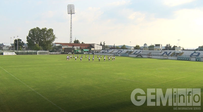 FK Kolubara ponovo na centru