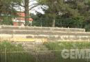 Nove tribine na fudbalskom stadionu u Rudovcima