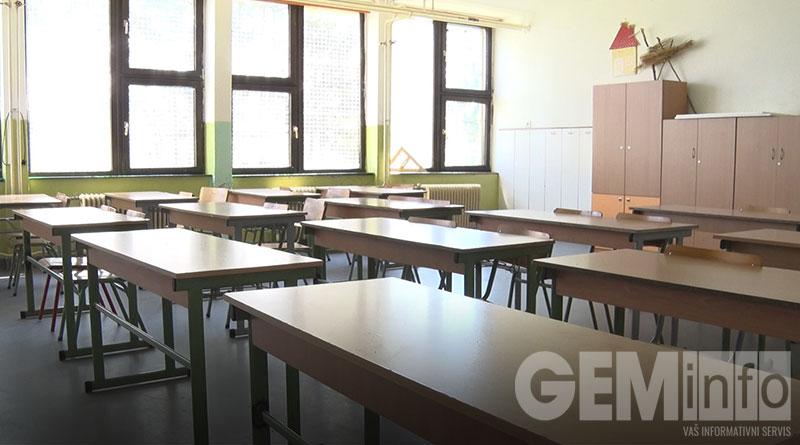 Vokina škola učionica