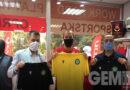 Zvezdin golman Borjan obradovao fudbalere Kolubare iz Jabučja