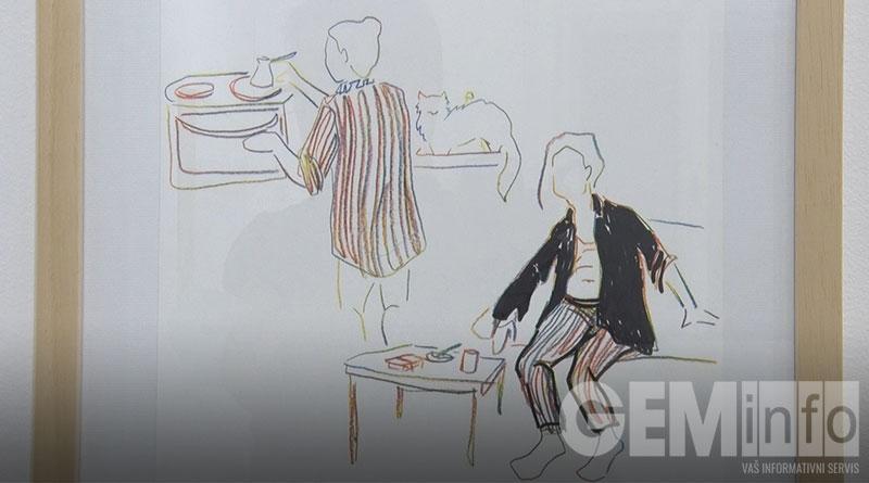Crteži Jelene Milićević