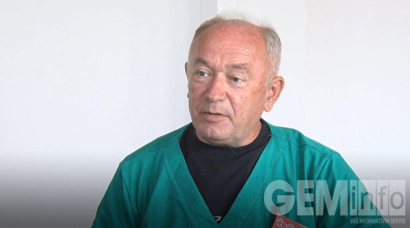Dušan Vujnović epidemiolog
