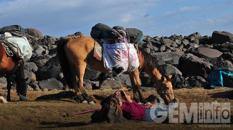"""Fotografije sa ekspedicija na kojima učestvuju planinari """"Vis""""-a"""