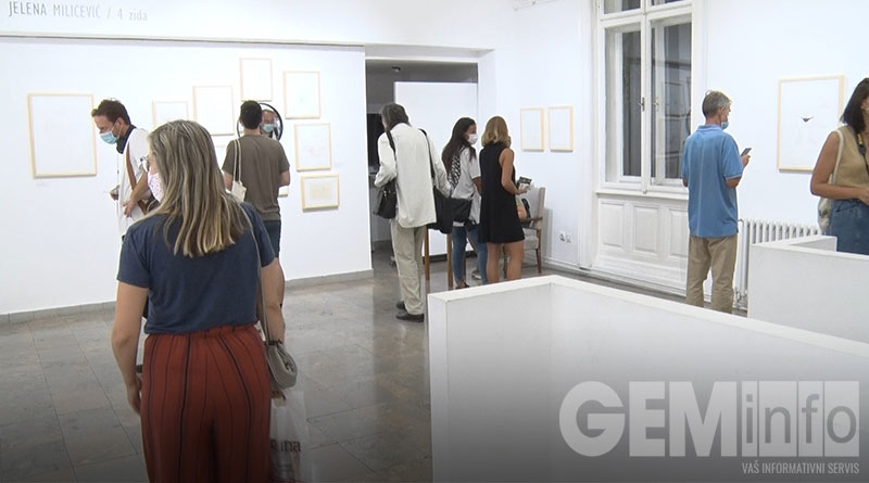 Izložba Jelene Milićević