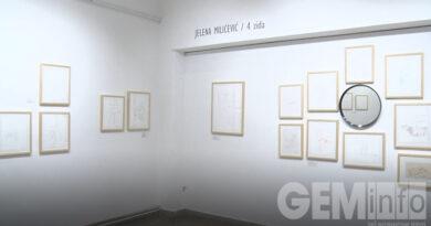 """Lazarevčanka Jelena Milićević svoja """"4 zida"""" predstavila publici u Beogradu"""