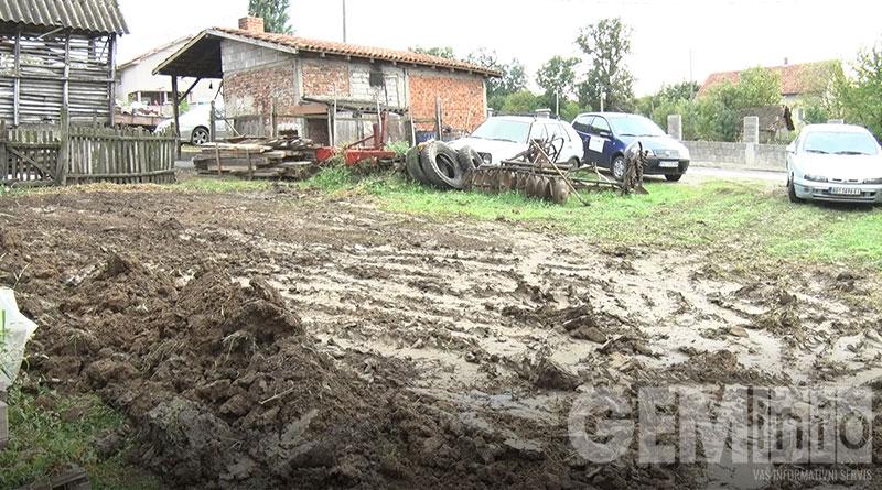 Kanalizaciona mreža u Petki