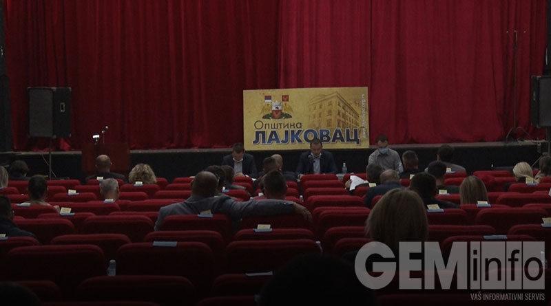Održana 2. sednica Skupštine u Lajkovcu, usvojen rebalans budžeta za ovu godinu