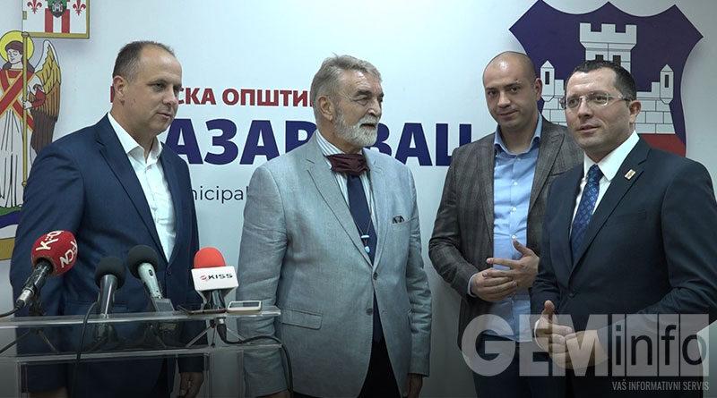 Delegacija SKGO posetila opštinu Lazarevac