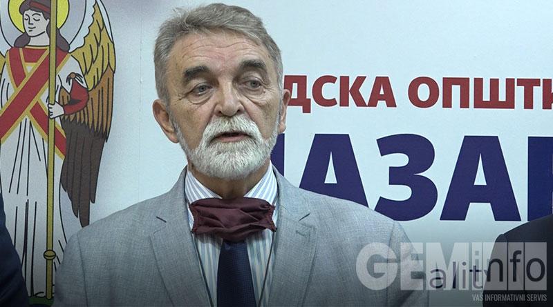 Đorđe Staničić generalni sekretar SKGO