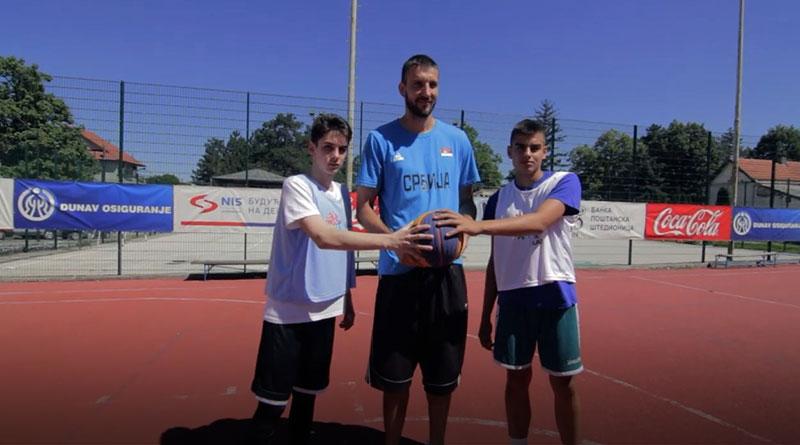 Birčević na Sportskim igrama mladih