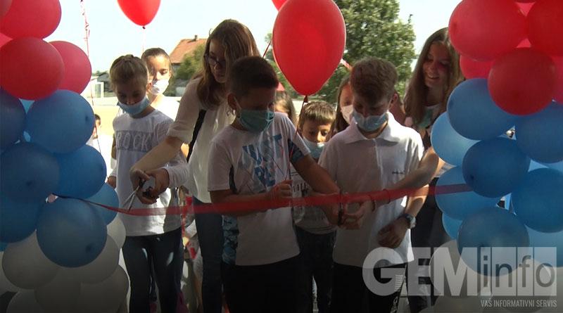 Učenici OŠ u Bajevcu