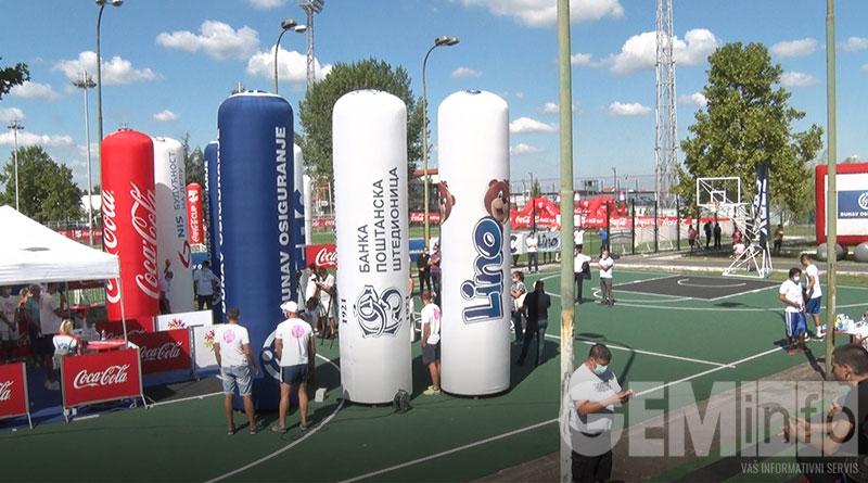 Sportske igre mladih Lazarevac 2020