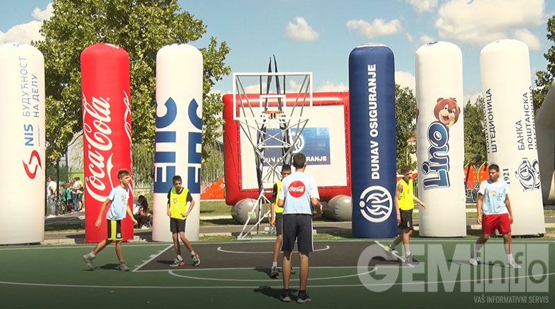 Sportske igre mladih Lazarevac
