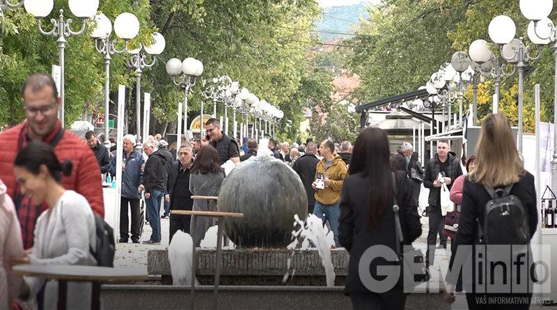 Festival srpskih vina po 12. put održan u Lazarevcu