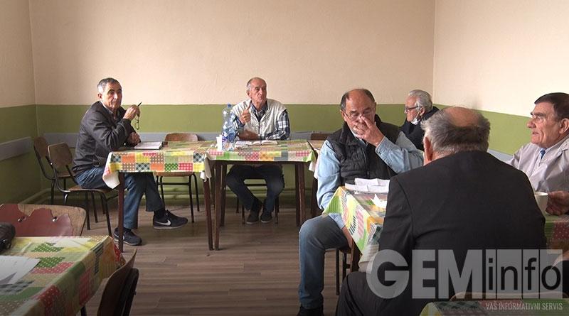 Sednica Izvršnog odbora Udruženja penzionera