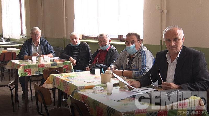 Lazarevački penzioneri