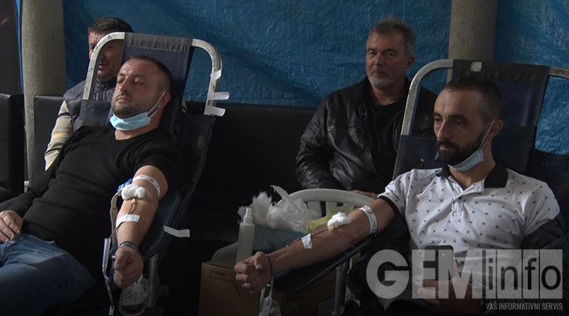 Dobrovoljni davaoci krvi
