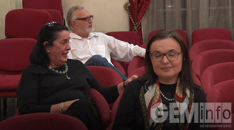 Omaž povodom šest meseci od smrti Jereta Marinova