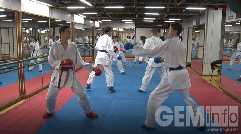 Karate klub Kolubara
