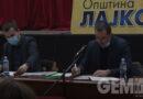 Održana treća sednica Skupštine opštine Lajkovac
