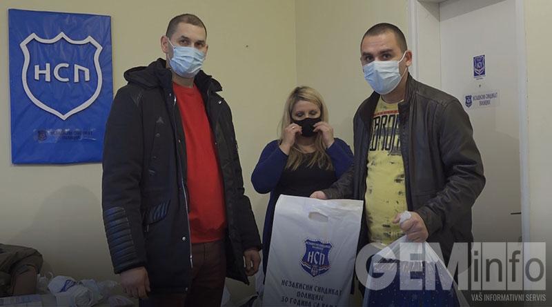 Nezavisni sindikat policije u Lazarevcu