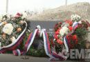 Položeni venci na spomenik komandantu Gvozdenog puka Milivoju Stojanoviću i njegovim saborcima