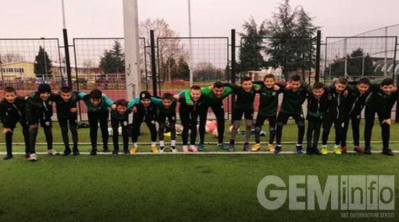 Fudbal, mlađe kategorije