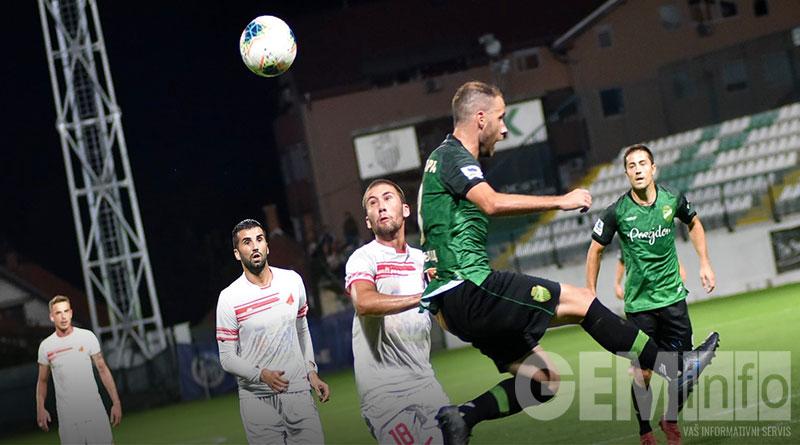 Fudbaleri Kolubare
