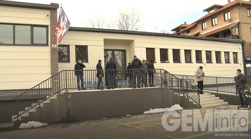 Dnevni boravak u Lazarevcu