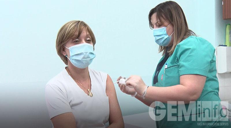 Za četiri dana više od 500 Lazarevčana primilo vakcinu protiv koronavirusa