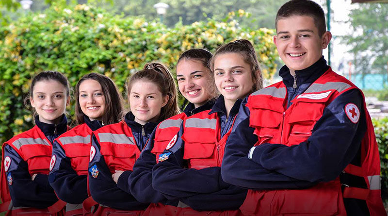 Budi i ti volonter Crvenog krsta Lazarevac
