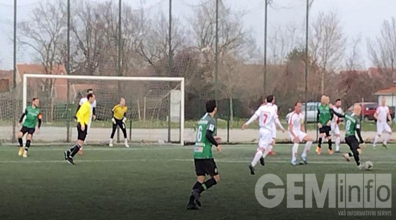 Prijateljska utakmica Kolubare i Borca