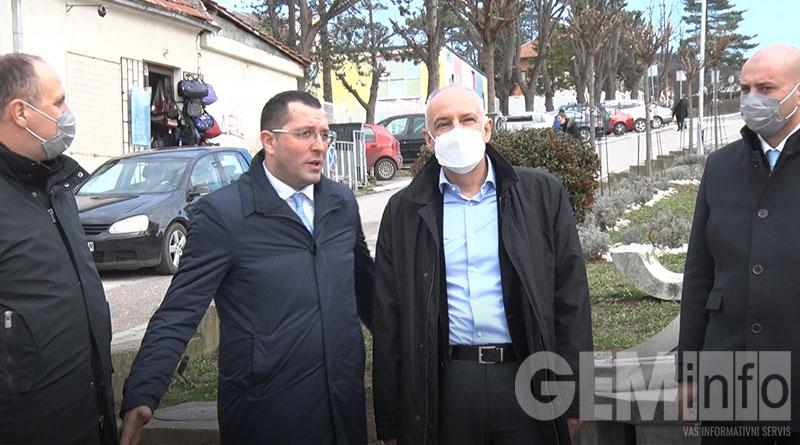 Radojičić sa čelnicima opštine Lazarevac