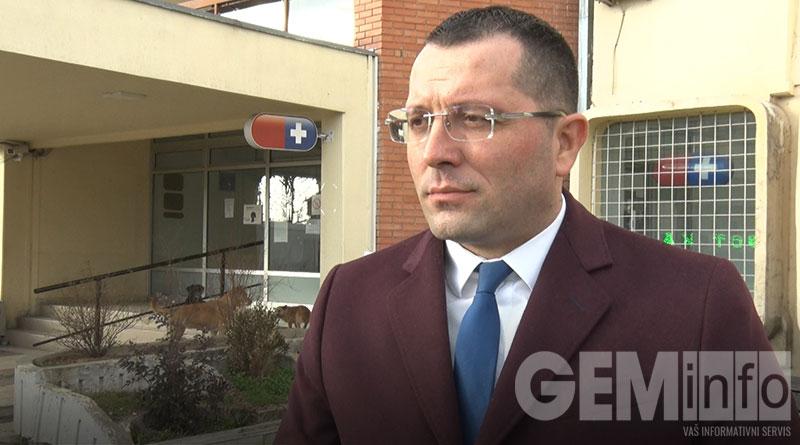 Bojan Stević predsednik GO Lazarevac