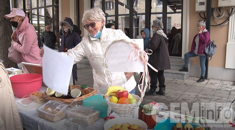 Aktiv žena u centru Lazarevca