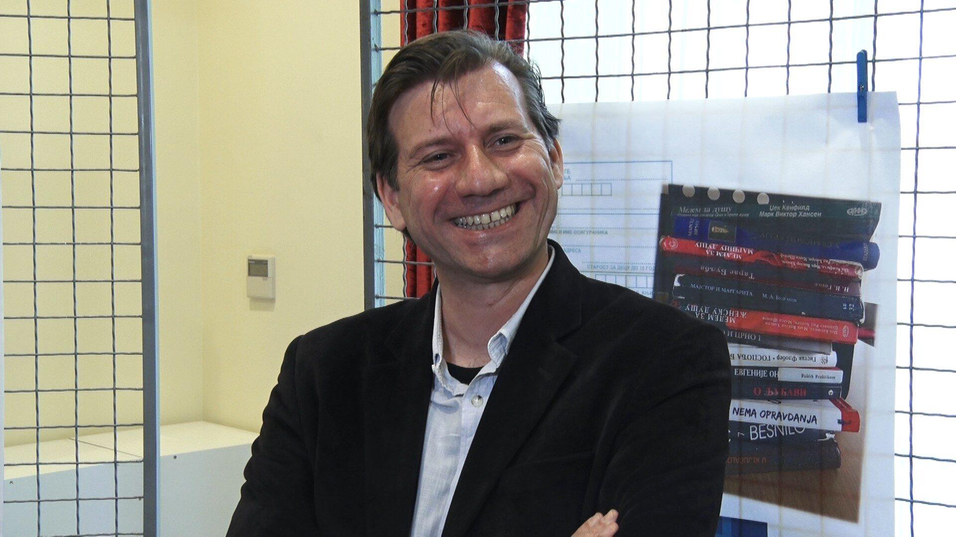 Dejan Aleksić, književnik