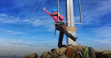 Lazarevčanka Kristina Dimitrijević na vrhu sveta