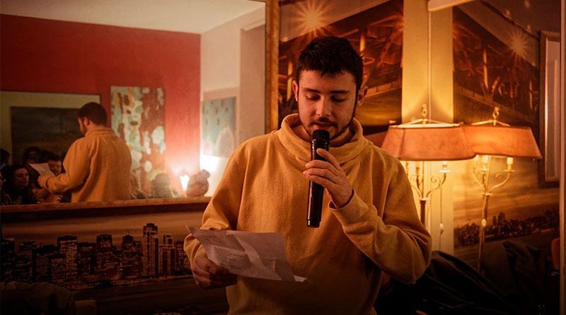 Mirko Kekić, pesnik