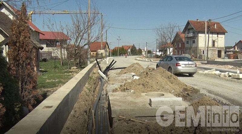 Radovi na toplifikacionoj mreži u Šopiću