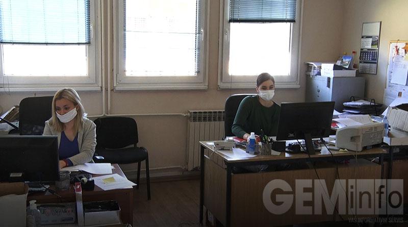 Zaposleni u Centru za socijalni rad