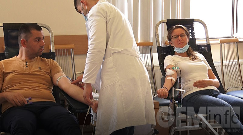 Dobrovoljno davalaštvo krvi u Elektrodistribuciji