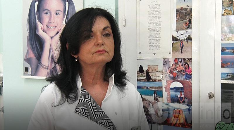 Dragica Gavrilović, stomatolog