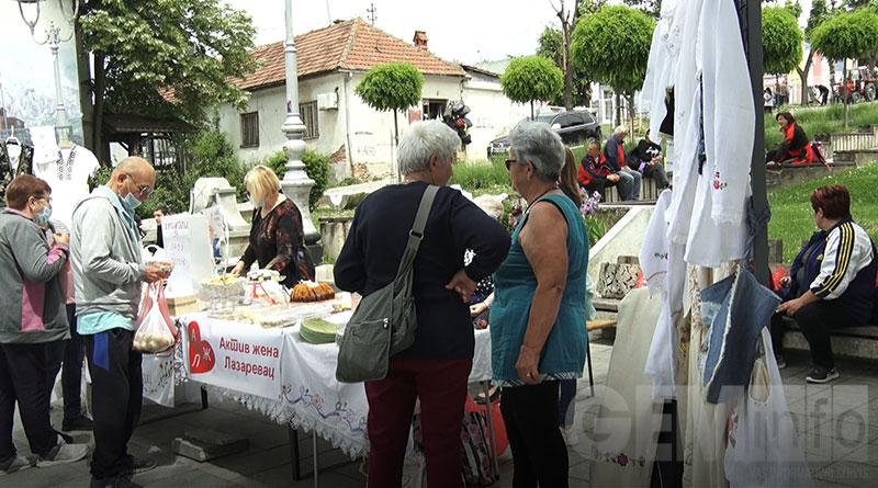 Humanitarni bazar Aktiva žena