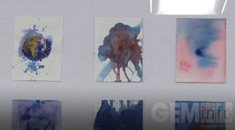 Izložba Dragane Grujičić