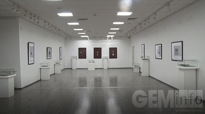 """Izložba minijatura i ilustracija """"Svet u malom"""" otvorena u Modernoj galeriji"""