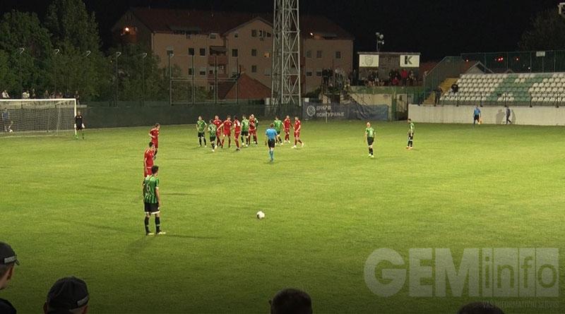 Utakmica Kolubara - Radnički