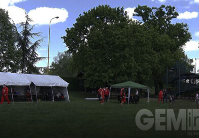 Svetski dan Crvenog krsta na jezeru Očaga