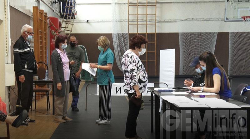 Vakcinacija u Lazarevcu